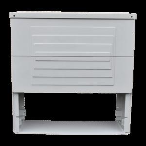 Plinth Electrical Enclosure 750x750x300