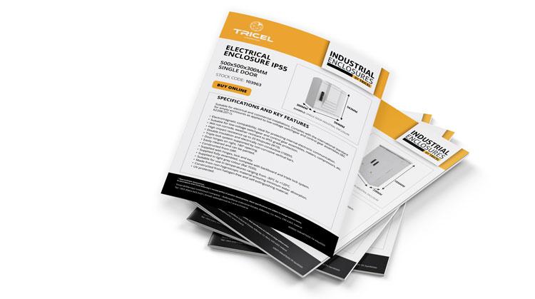 Download Industrial Enclosure Brochures