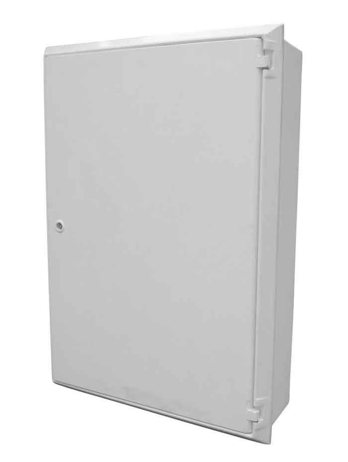 Large 3 Phase Surface Mounted Electric Meter Box