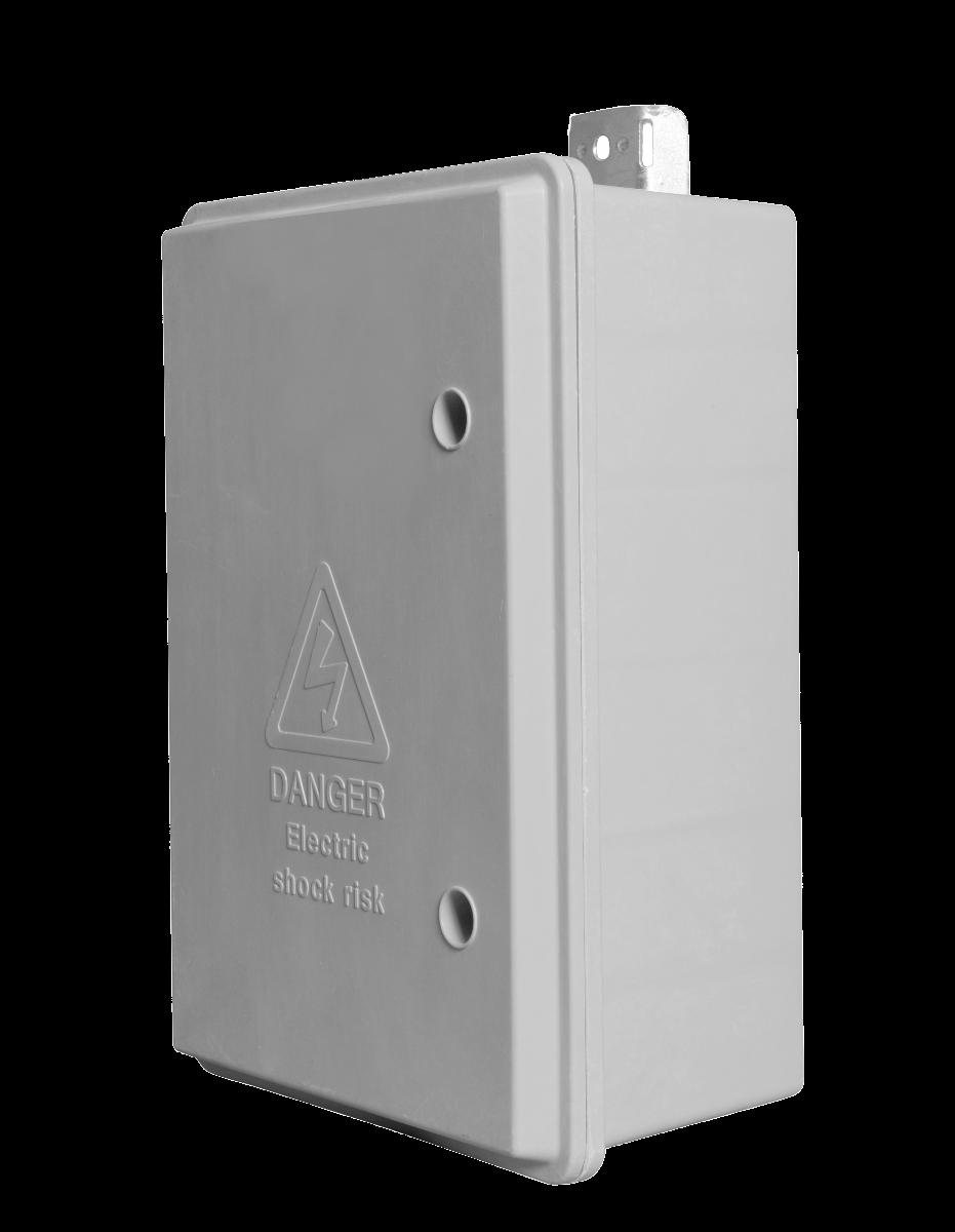 Pole Top Street Lighting Meter Box IP65 Rated
