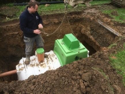 Depawater installation Novo UK6