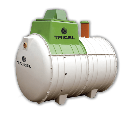 wastewater treatment tricel novo