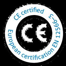 Certification EN12566-3
