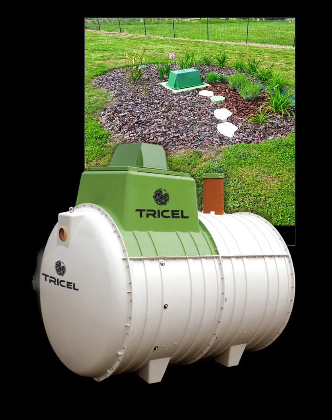 Tricel Novo installed